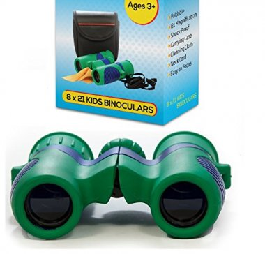 Kidwinz Shock Proof Binoculars Set