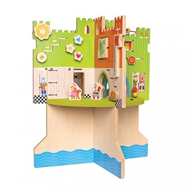 Castle Wooden Activity Center