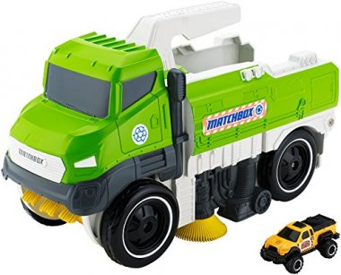 Matchbox Sweep n' Keep Truck