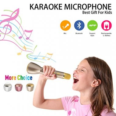 Microphone for Kids by Anzor