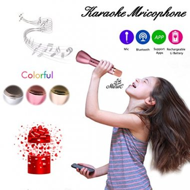 Microphone for Kids – Portable Karaoke Microphone