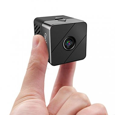 Mini Surveillance Camera,Conbrov T33 1080P HD