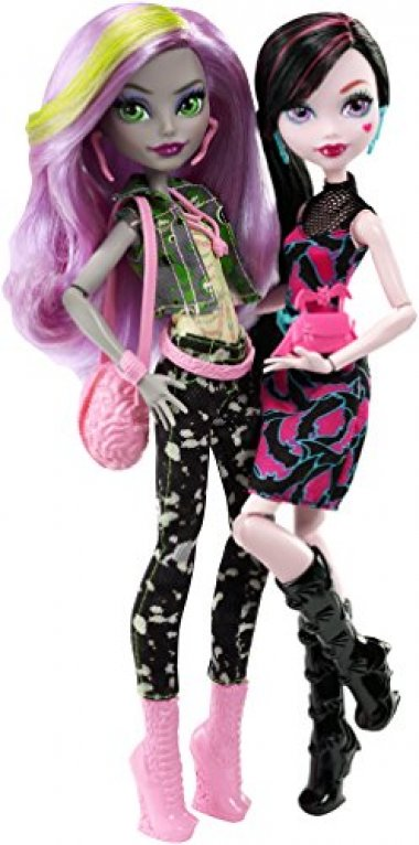 Welcome to Monster High Monstrous Rivals