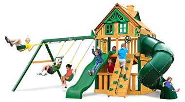 Gorilla Playsets Mountain Ridge