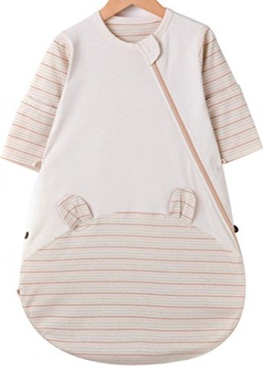OuYun Baby Organic Sleeping Bag