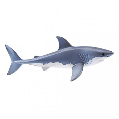 Schleich Great White Shark Figure
