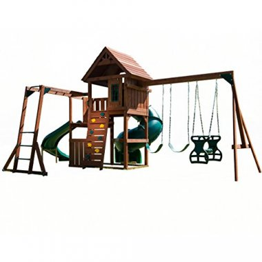 Swing-N-Slide Grandview Twist