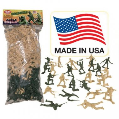 TimMee PLASTIC ARMY MEN