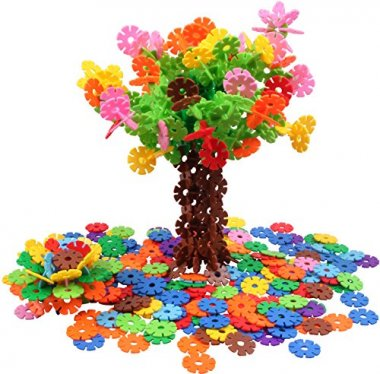 Brain Flakes 500 Piece Interlocking Disc Set