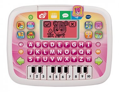 Pink VTech Little Apps Tablet