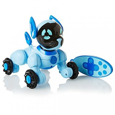 WowWee Chippies Robot Toy Dog
