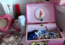 You can find the best jewelry boxes for kids here.