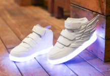 Spark your child's excitement to run, jump and play in a pair of our 10 best light-up shoes.