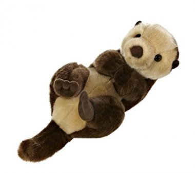 Miyoni Sea Otter Plush