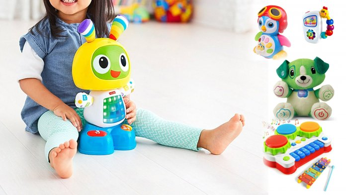 Musical Toys For Toddlers : Best musical baby toys reviewed & rated in 2018 borncute.com