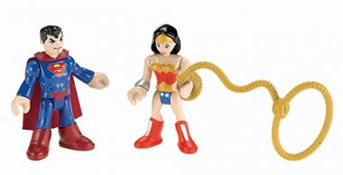 Fisher-Price Imaginext + Wonder Woman