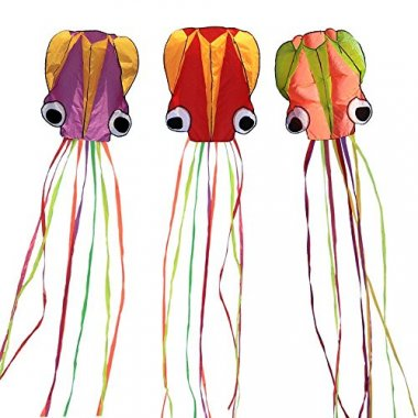 Hengda Kite-Pack 3 Multi-Colors