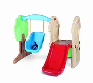 Molded Toddler Slide