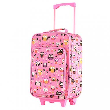 Olympia Kids 17 Inch Carry-On Luggage