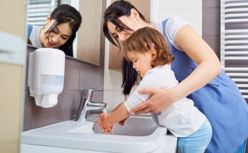 Fun Methods to Teach Children Proper Hand Washing