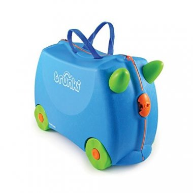 Trunki The Original Ride-On Terrance Suitcase