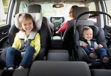 Here we review the best car seats for kids.