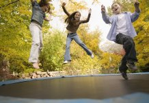 We made a list of the best trampolines for kids.