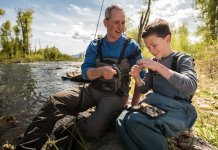 Fishing can be a cross-generational family activity. Start your little one out with one of the fishing games on our list and then help them progress to a real kid-sized rod and reel.