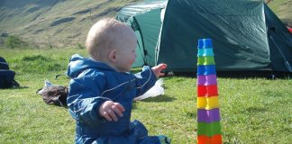 Essential Camping Gear For Babies Reviewed in 2018