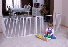 Check out the best baby safety gates on the market.