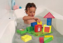For a fun time in the bath, here are the best toddler bath toys.