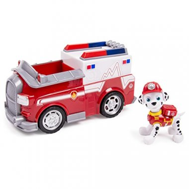 Marshall's EMT Truck and Figure