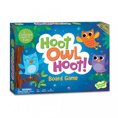 Hoot Owl Hoot Award Winning Game
