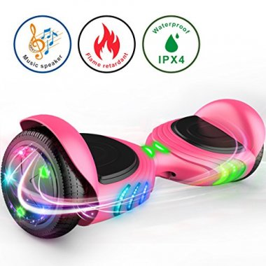 TOMOLOO Hoverboard Smart Scooter
