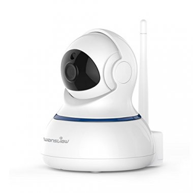 WiFi Home Surveillance IP Camera for Baby