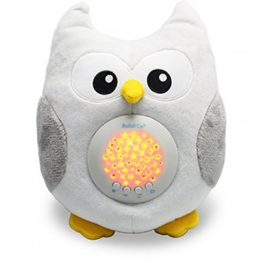 Bubzi Co White Noise Owl