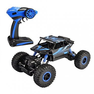 Hapinic RC Car Crawlers Off Road Vehicle