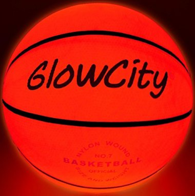 Light Up Basketball-Uses LED's
