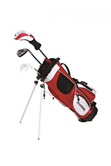 Tour Edge HT Max-J Set (Junior's, Ages 5-8, 5 Club Set, Right Handed, with Bag)