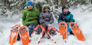 The Best Kids Snow Shoes Rated and Reviewed in 2018