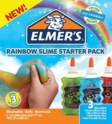 Elmer's Rainbow 3 Count