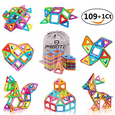 MIBOTE 109+1Pcs for Boys/Girls