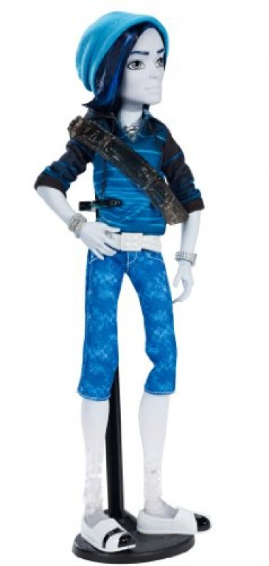 Monster High New Scaremester Invisi Billy Doll