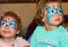 Here you can find top face paints for kids.