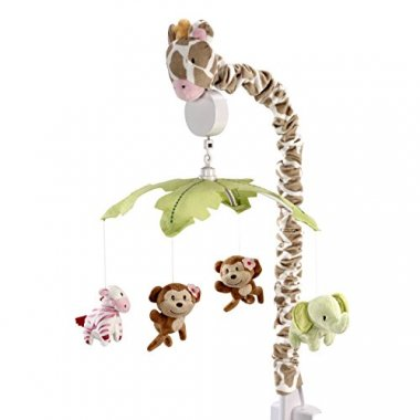 Carter's Jungle Collection Musical