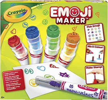 Crayola Emoji Stamp Maker
