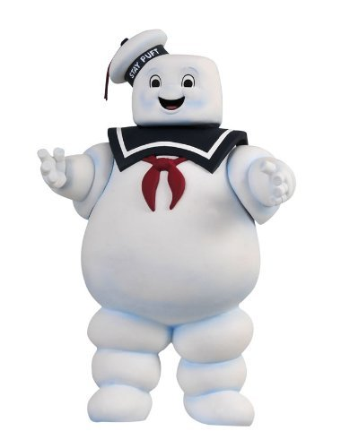Stay Puft Marshmallow Man Bank