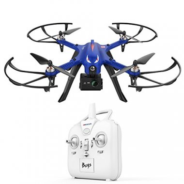 Drone for Gopro DROCON Blue Bugs Brushless