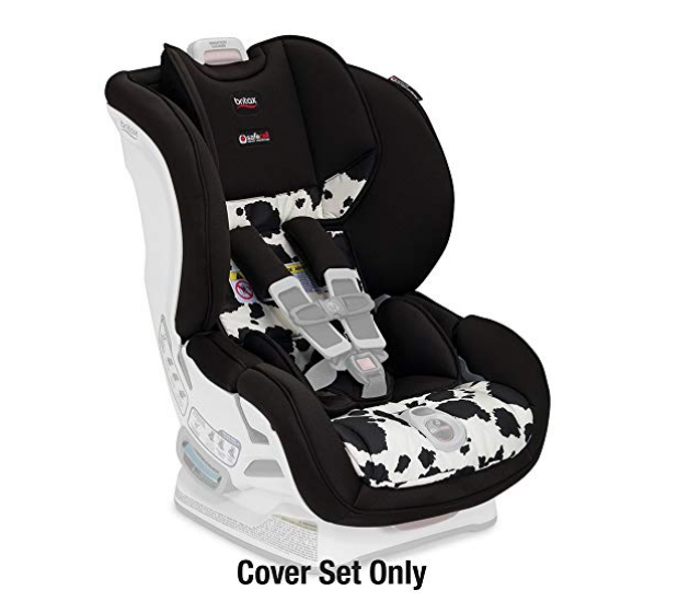 Britax Car Seat Cover Set Marathon ClickTight Cowmooflage
