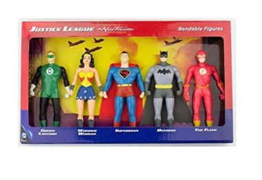 NJ Croce Justice League Bendable